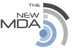 "Logo ""The New MDA"""